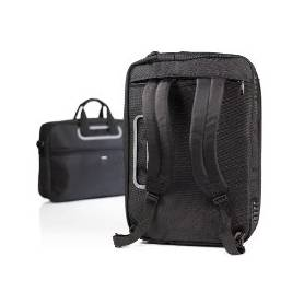 ELBA Sac pc portable TopLoad 18'' - City