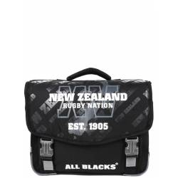 Cartable All Blacks 41 cm 2 Compartiments Noir