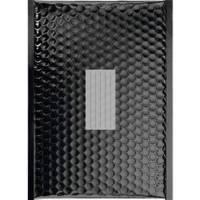 100 Enveloppes à Bulles Métallisées - 210 x 150 mm - C/0 Noir