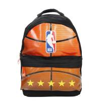 Sac à Dos NBA Ballon 2 Compartiments 43 cm Noir