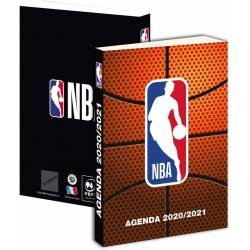 Agenda 2020-2021 NBA Journalier 12 x 17 cm