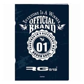 Cahier RG 512 - 24 x 32 cm 96 pages - seyes