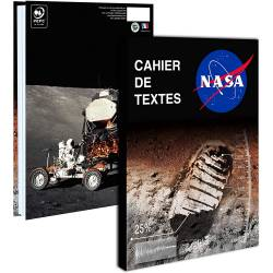 Cahier de Textes NASA 15 x 21 cm