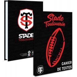 Cahier de Textes Stade Toulousain 15 x 21 cm