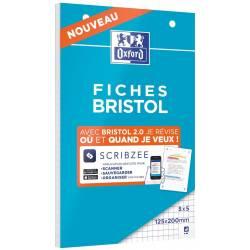 30 Bristol Oxford 2.0 Scribzee kleine tegels 12,5 x 20 cm
