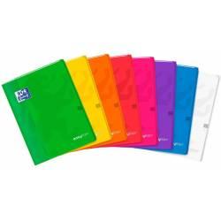 Cahier Oxford Easybook 24x32 96 Pages Petits Carreaux- Lot de 3