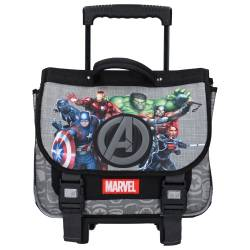 Avengers Amazing Team Wheeled Schoolbag 38 cm