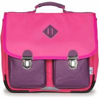 Oberthur - Cartable 38 cm by Oberhur Girl - Rose Uni