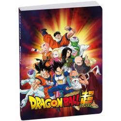 Agenda Dragon Ball S 12 x 17 cm Journalier Août 2020 à Juillet 2021