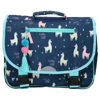 Cartable Milky Kiss Focus Llama Love 38 cm