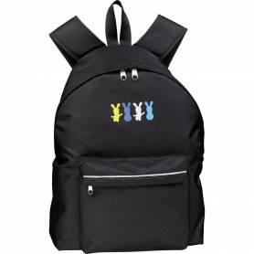 Backpack flexible bollard Rabbids cretins black