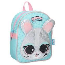 Sac à Dos Lulupop & the Cutiepies Glitz Bunny 28 cm