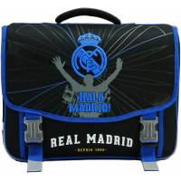 Cartable Football Real Madrid 41 cm