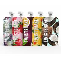Twistshake Squeeze Bag - 3 x 100 ml