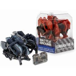 Hexbug Battle Ground - Tarantule radio commandée - 409-4519