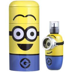 MINIONS Perfume Eau de toilette in metal box - 50ML