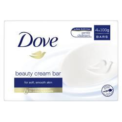 DOVE soap 100 gr per 4