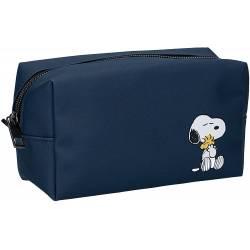 Trousse de Toilette Snoopy Marine Forever Famous