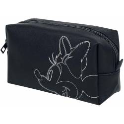 Minnie Mouse Toiletry Bag Black