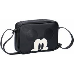 Sac Bandoulière Mickey Mouse Noir Most Wanted Icon