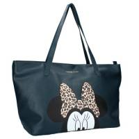 Sac Shopping Minnie Mouse Vert Most Wanted Icon