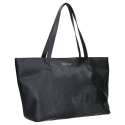 Sac Shopping Mickey Mouse Noir Most Wanted Icon