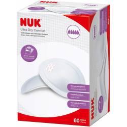 60 Coussinets d'Allaitement NUK Ultra Dry