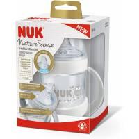 Tasse d'Apprentissage NUK Nature Sense 150 ml Blanc