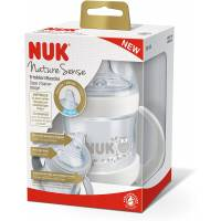 Tasse d'Apprentissage NUK Nature Sense 150 ml Blanc