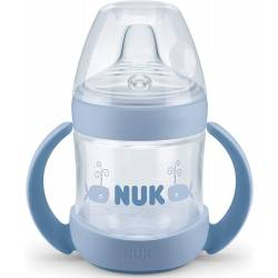 Tasse d'Apprentissage NUK Nature Sense 150 ml Bleu