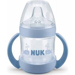 Tasse d'Apprentissage NUK Nature Sense 150 ml Bleu