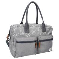 Sac à Langer Mickey Mouse Endless Imagination Gris