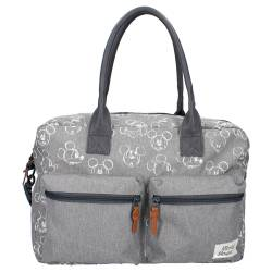 Changing Bag Mickey Mouse Endless Imagination Gray