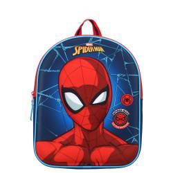 Sac à Dos Spiderman 3D Strong Together 32 cm