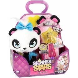 Peluche Panda Shimmer Stars et Accessoires