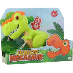Tarbosaurus Vert Interactif Junior Megasaur