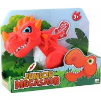 Dragonsaurus Rouge Interactif Junior Megasaur