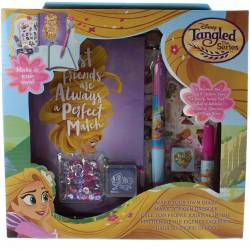 Crée ton Propre Journal Intime Princesse Raiponce