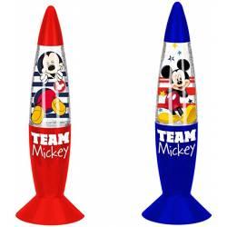 Lampe LED à Paillettes Mickey Mouse 18 cm