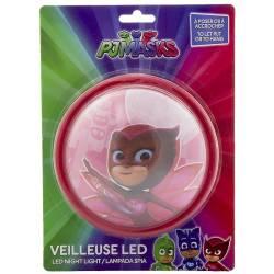 PJ Masks Push LED Night Light
