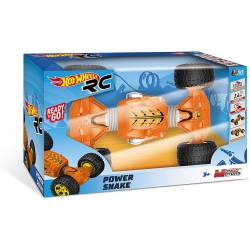 Power Snake Hot Wheels Orange
