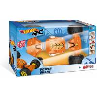 Power Snake Hot Wheels Orange