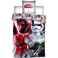 Housse de Couette Réversible Star Wars Blanche 140 x 200 cm + Taie d'Oreiller 63 x 63 cm