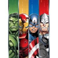 Plaid Couverture Polaire Marvel Avengers 140 x 100 cm