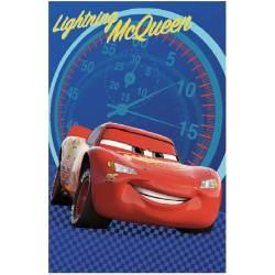 Plaid Couverture Polaire Cars Lightning McQueen 140 x 100 cm