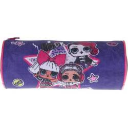 Trousse LOL Surprise Violette 20 cm