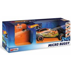 Micro Buggy Radiocommandé Hot Wheels