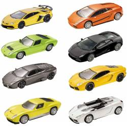 Mini Voiture de Collection Mondo Motors Lamborghini 1/43