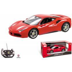 Voiture Radiocommandée Ferrari 488 GTB 1/14 Mondo Motors