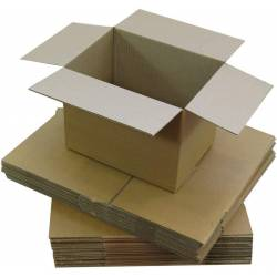 10 Cartons d'Expédition 50 x 33 x 25 cm